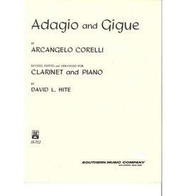 Southern Music Company Corelli - Adagio and Gigue - Clarinet