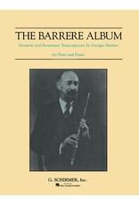 Hal Leonard The Barrere Album Flute and Piano Woodwind Solo