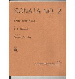 Southern Music Company Handel - Sonata No. 2 - Flute/Piano
