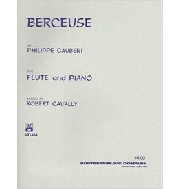 Southern Music Company Gaubert - Berceuse - Flute and Piano
