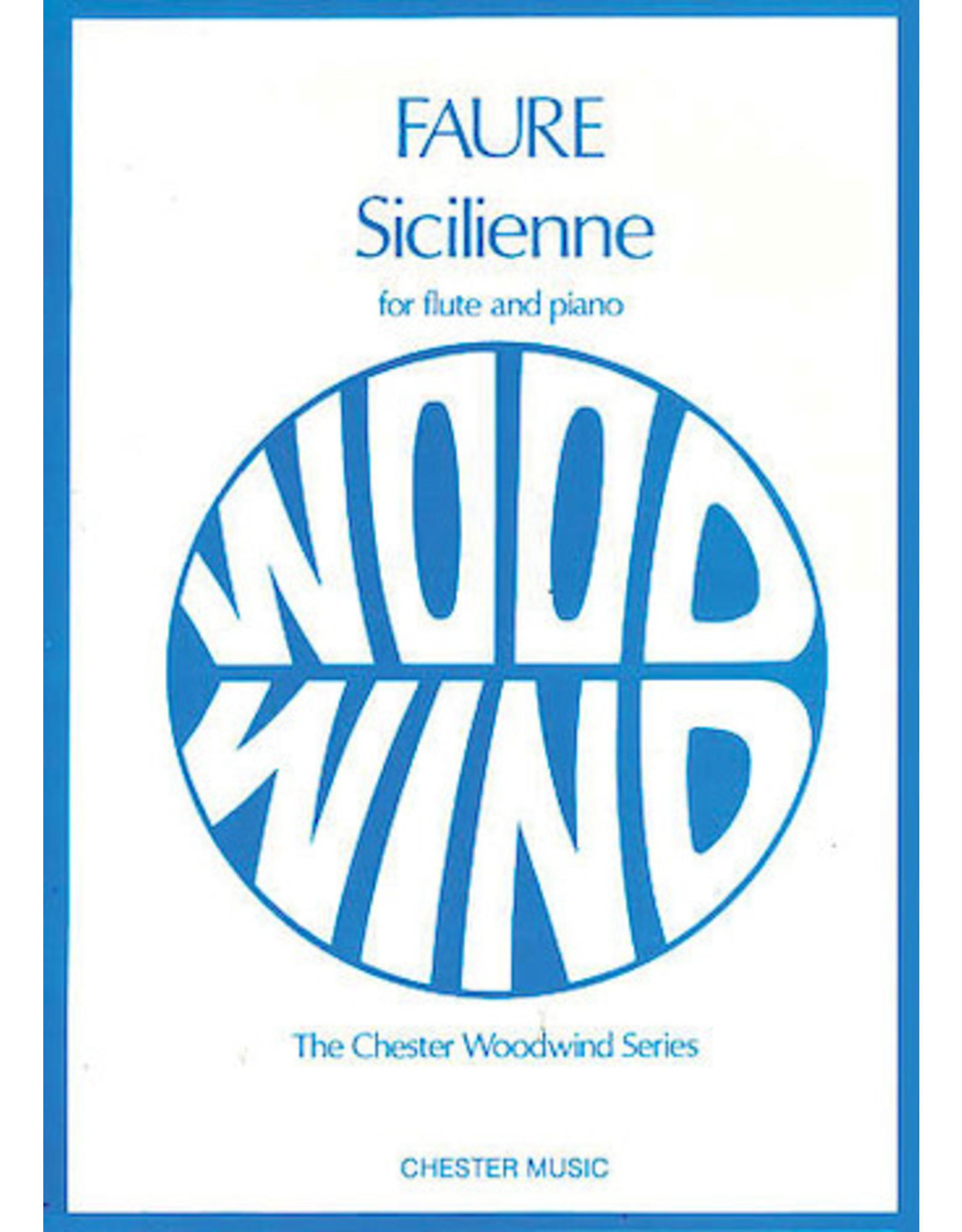 Hal Leonard Faure - Sicilienne Op. 78 - Flute/Piano