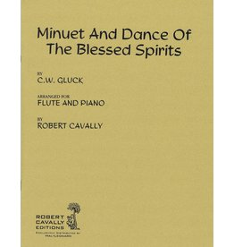 Southern Music Company Gluck - Minuet and Dance of the Blessed Spirits - Flute/Piano