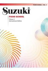 Alfred Suzuki Piano School New International Edition Piano Book, Volume 3