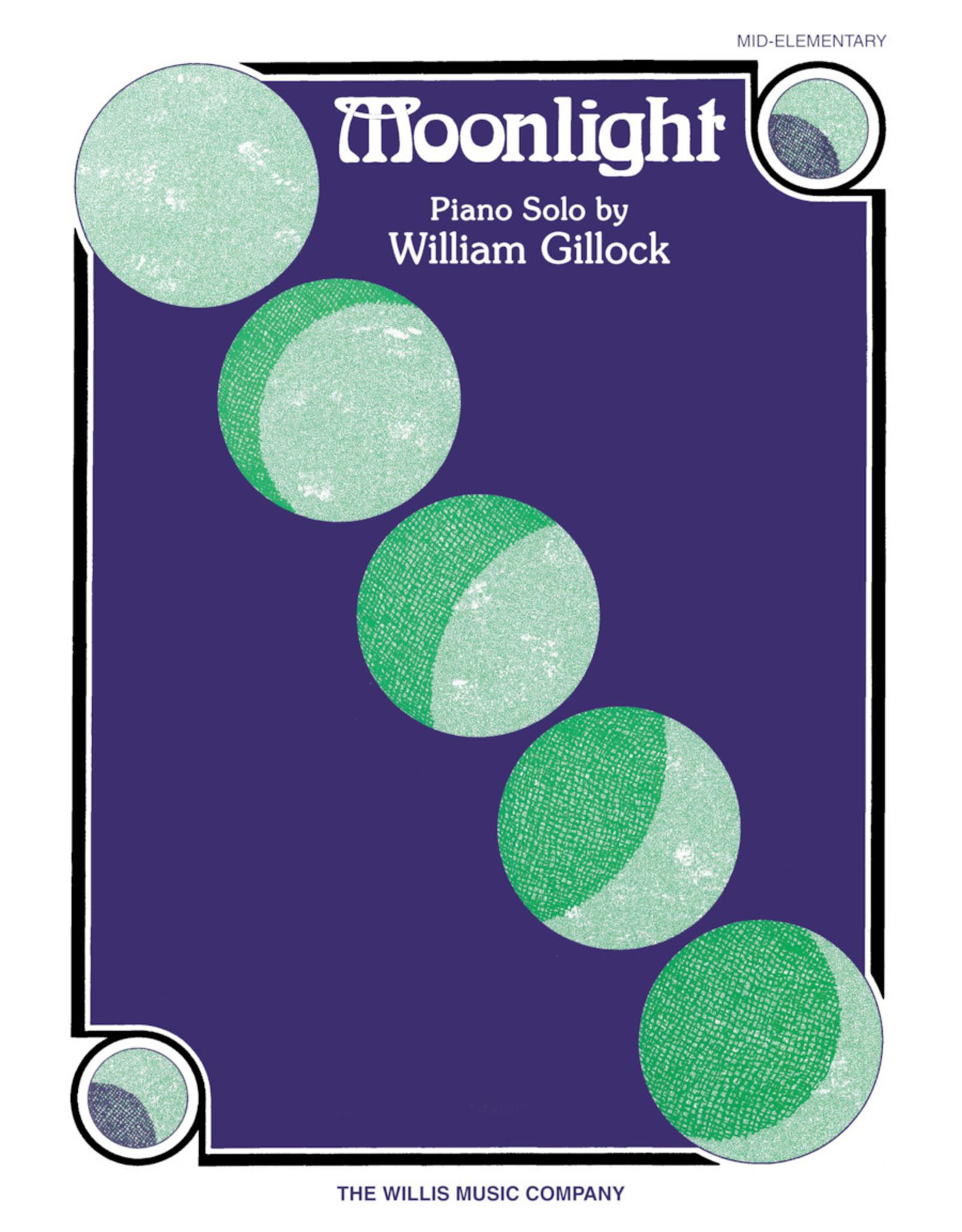 Hal Leonard Gillock - Moonlight Mid-Elementary