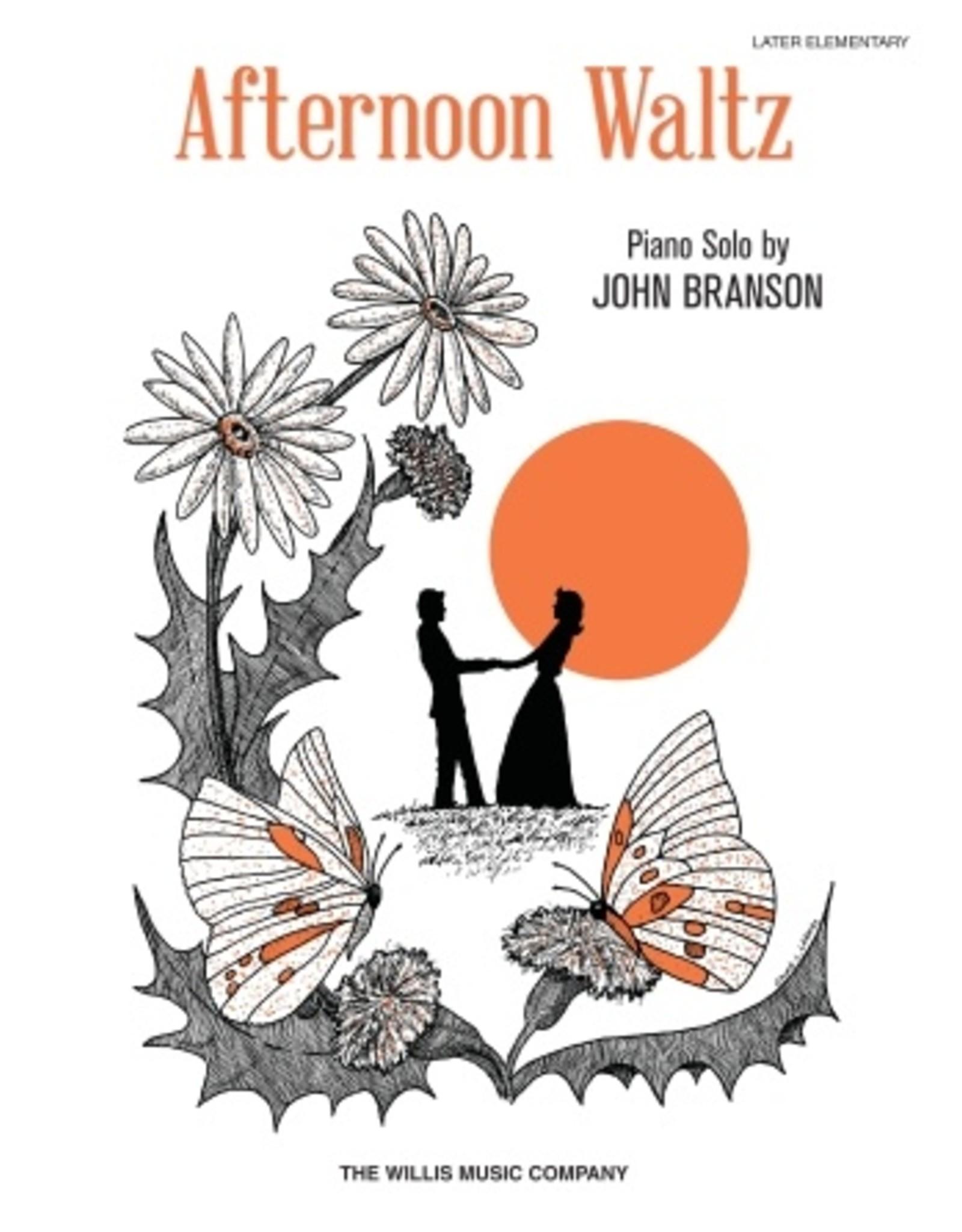 Hal Leonard Branson - Afternoon Waltz Later Elementary Level