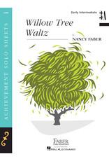 Hal Leonard Faber - Willow Tree Waltz Early Intermediate Piano Solo