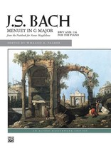 Alfred Bach - Menuet in G Major, BWV Anh. 116