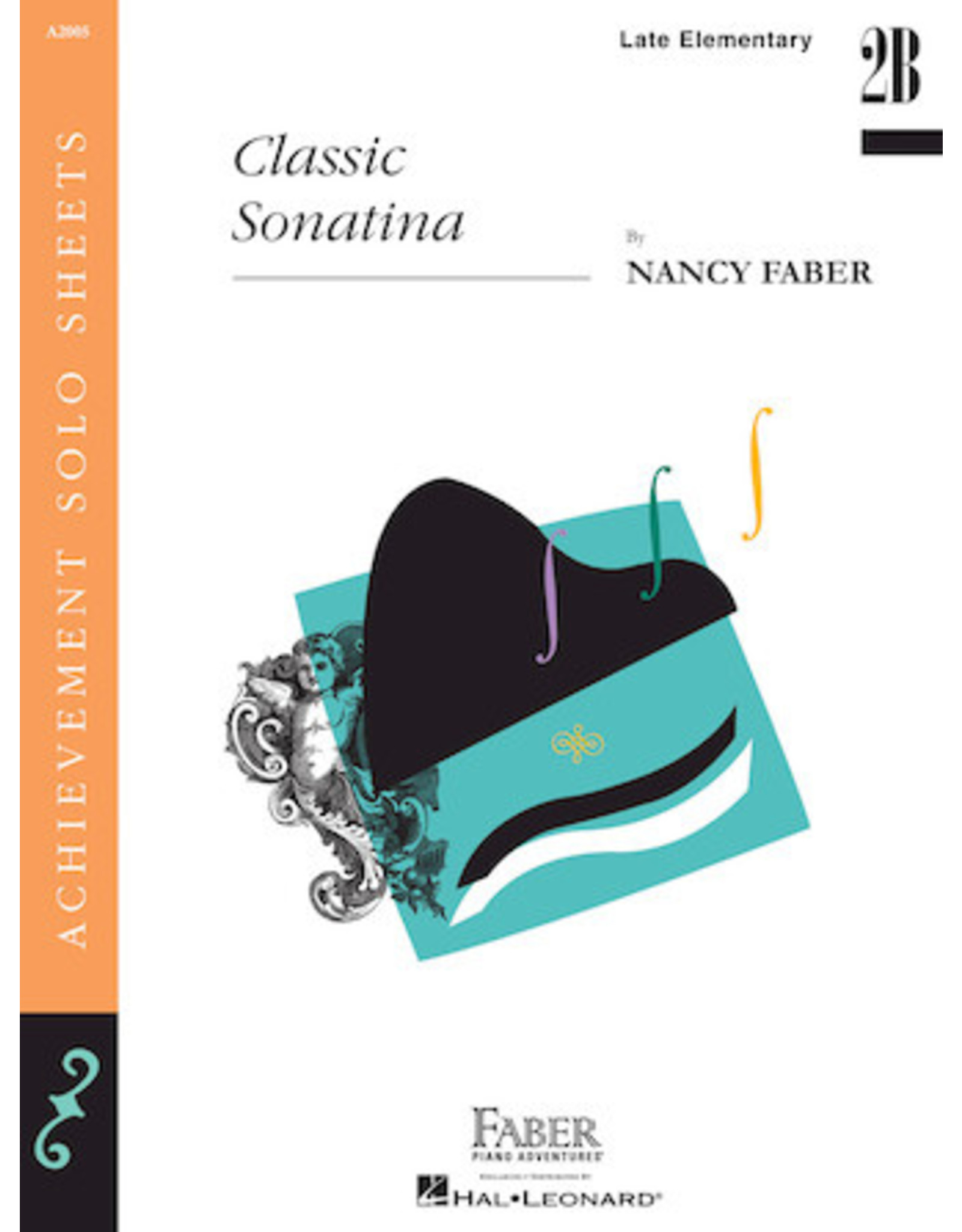 Hal Leonard Classic Sonatina Late Elementary Level Piano Solos Faber Piano Adventures