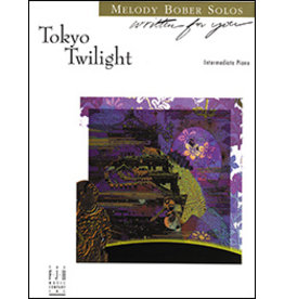 Generic Bober - Tokyo Twilight Piano Solo Sheet