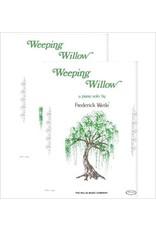 Hal Leonard Werle - Weeping Willow Early Intermediate Level