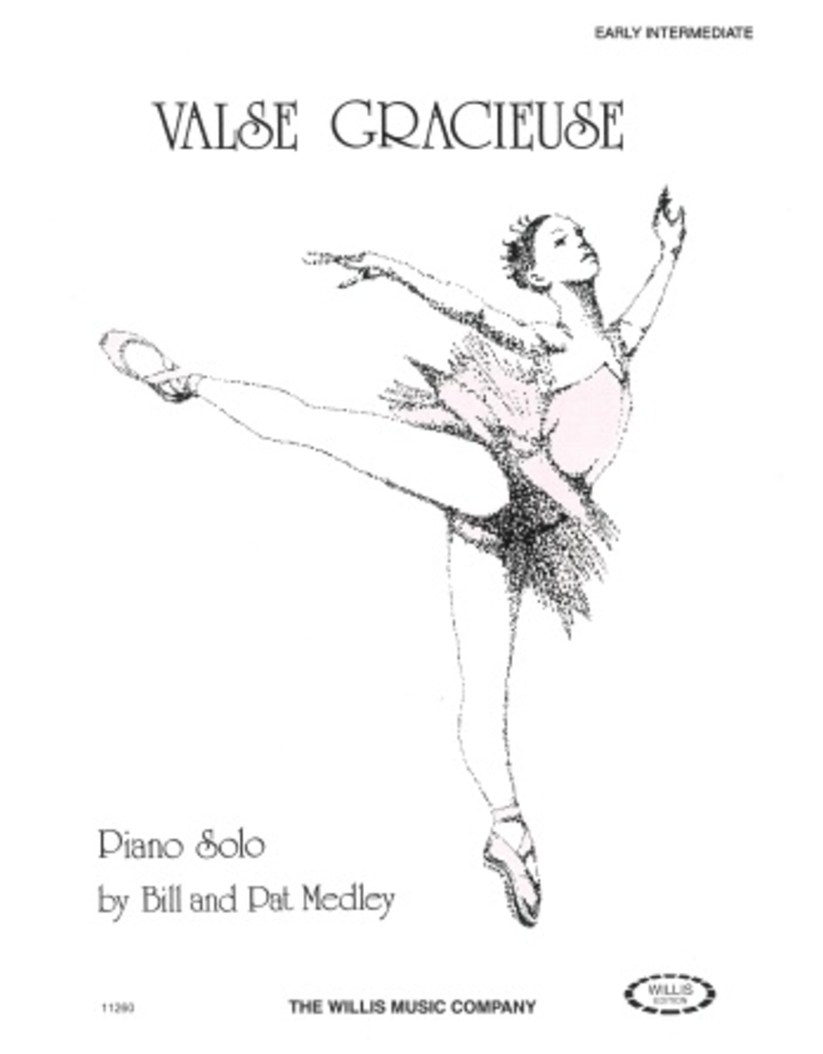 Hal Leonard Medley - Valse Gracieuse Early Intermediate Level