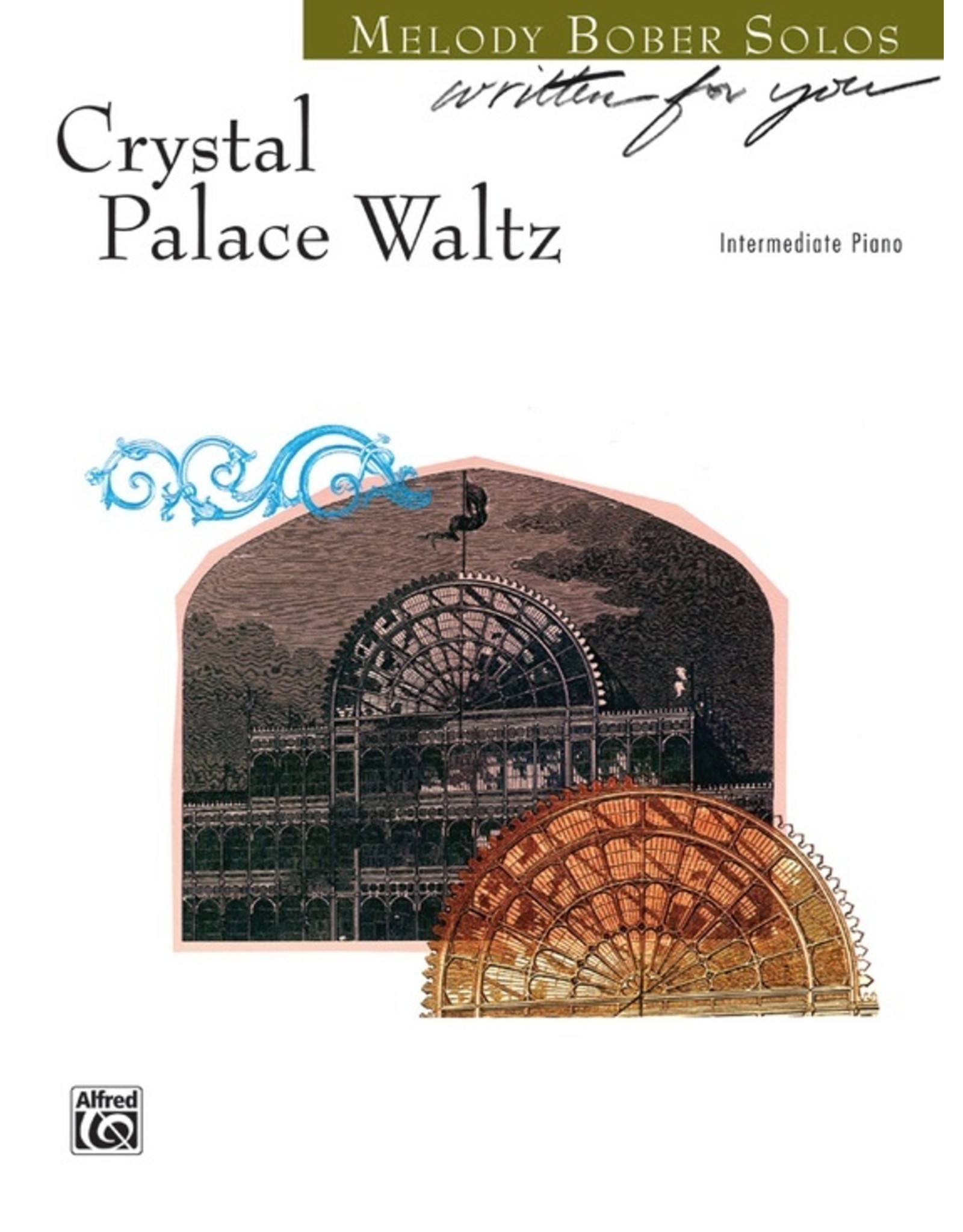 Alfred Bober - Crystal Palace Waltz