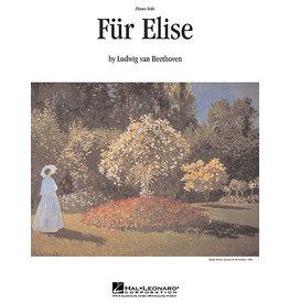 Hal Leonard Beethoven - Fur Elise