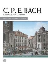 Alfred C.P. Bach - Solfeggio in C minor
