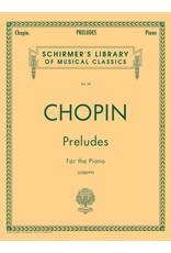 Hal Leonard Chopin - Preludes (Joseffy) Piano Collection