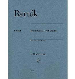 Hal Leonard Bartok - Romanian Folk Dances PIano
