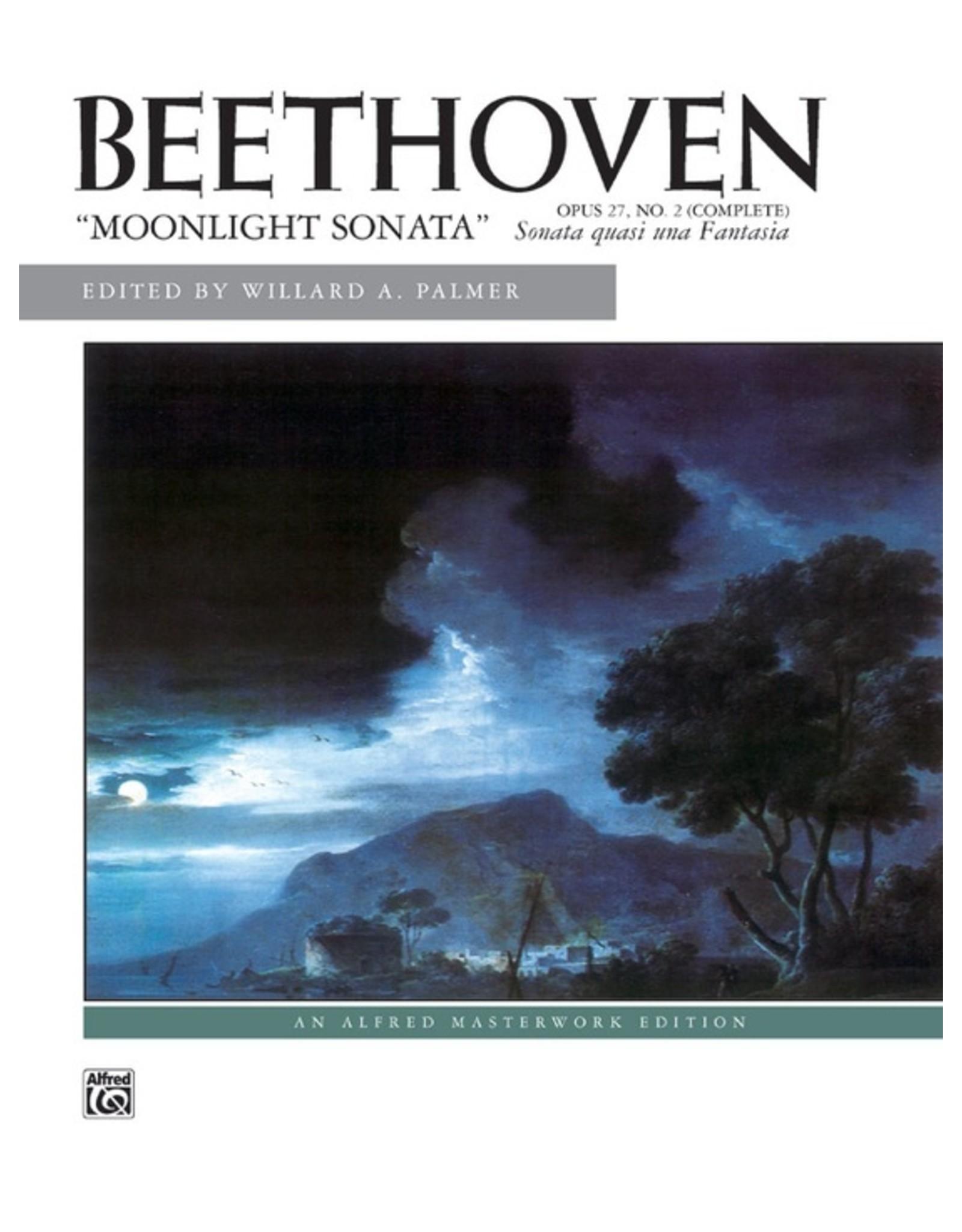 Alfred Beethoven - Moonlight Sonata, Op. 27, No. 2 (Complete)