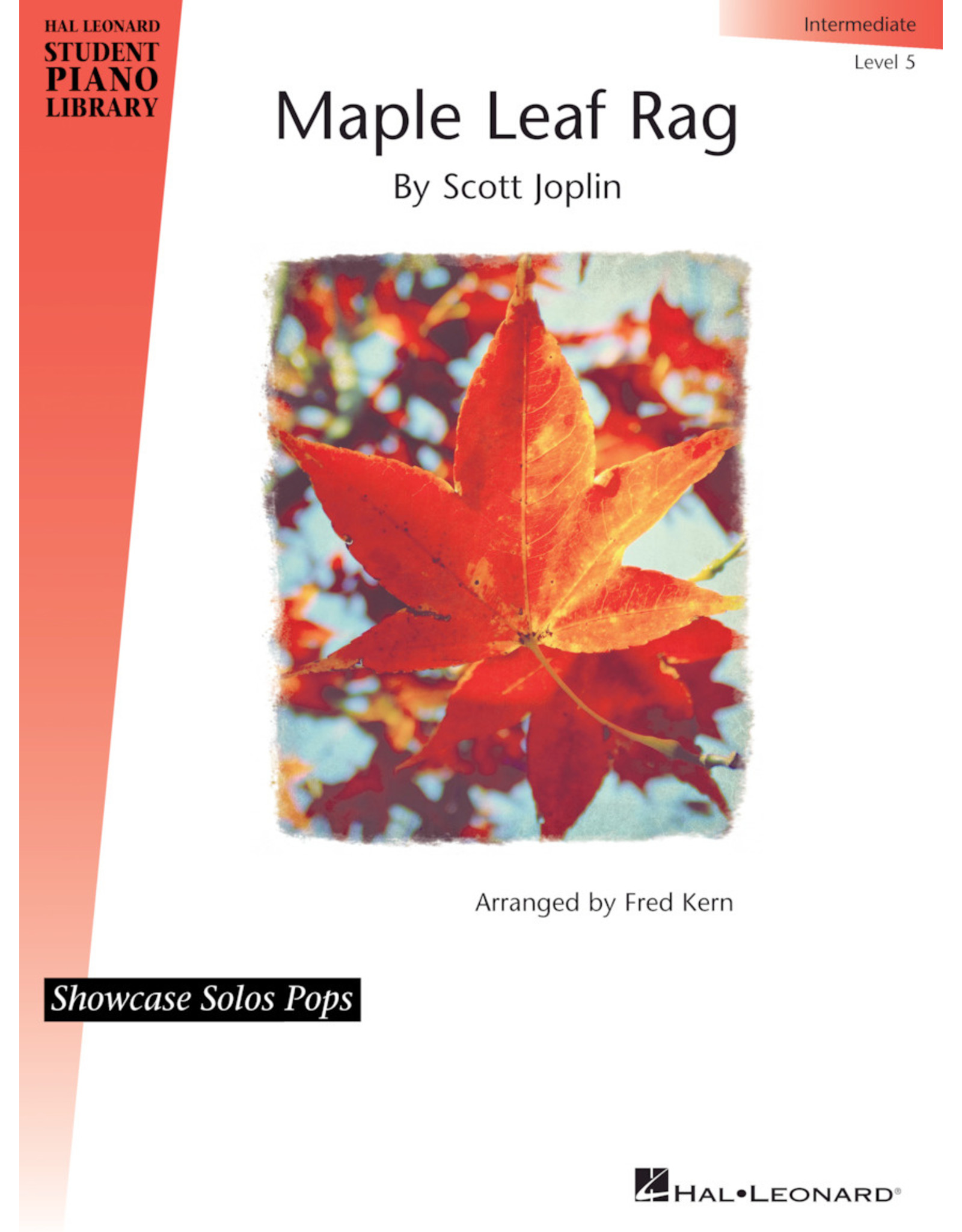 Hal Leonard Joplin - Maple Leaf Rag