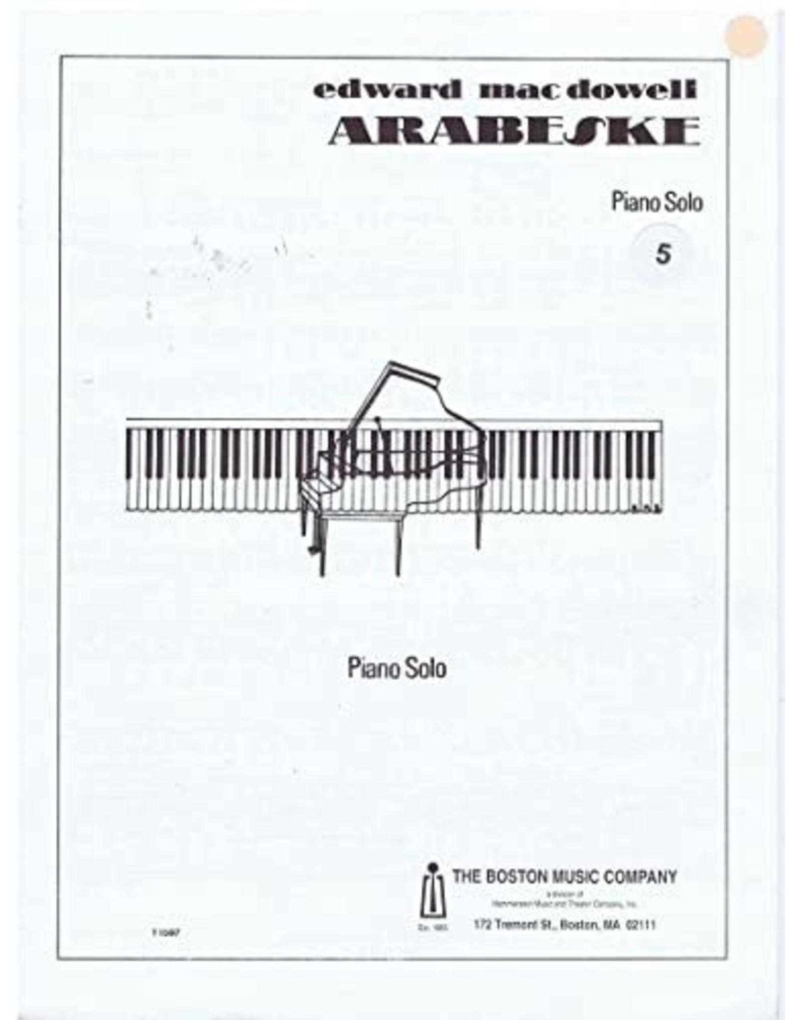 Hal Leonard Macdowell - Arabeske