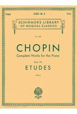 Hal Leonard Chopin - Etudes (Mikuli) Piano Solo (Mikuli) Piano Collection