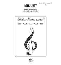 Alfred Bach - Minuet