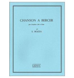 Generic Bozza - Chanson A Bercer - Alto Saxophone