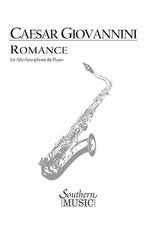 Southern Music Company Giovannini Romance - Alto Sax