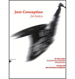 Generic Snidero Jazz Conception - Alto Sax