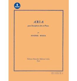 Alphonse Leduc Bozza - Aria for Alto Saxophone and Piano