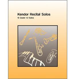 Kendor Kendor Recital Solos - Tenor Sax