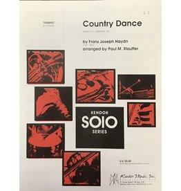 Kendor Haydn Country Dance - Trumpet