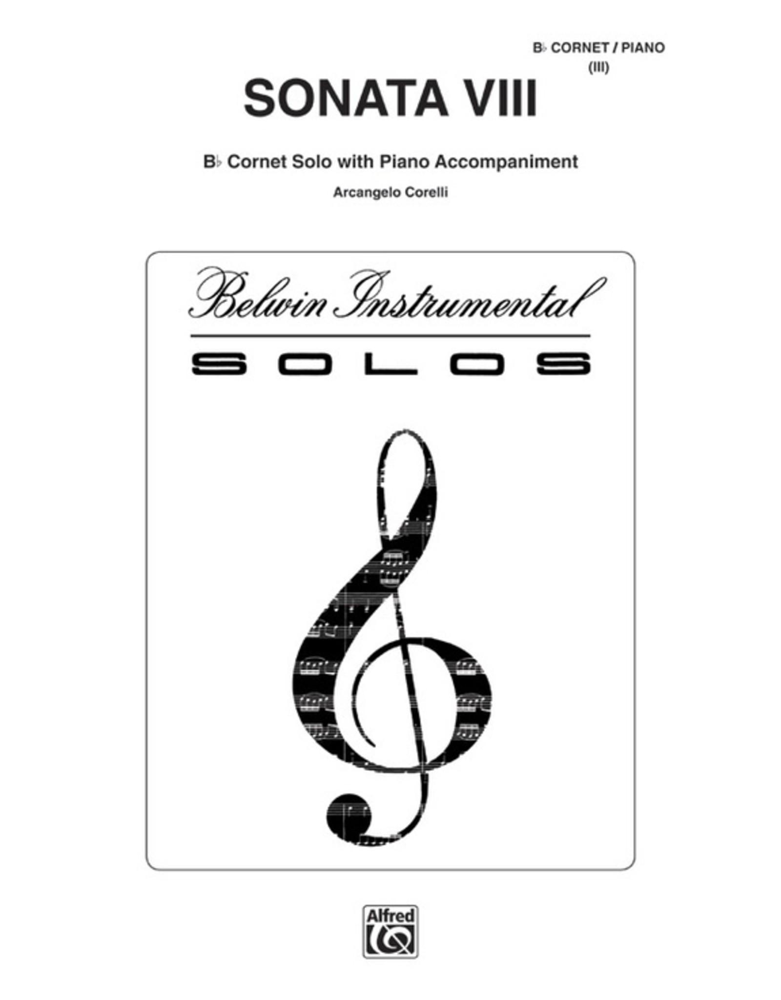Alfred Corelli - Sonata No. 8