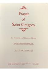 Hal Leonard Hovhaness - Prayer of Saint Gregory Trumpet and Keyboard Peermusic Classical