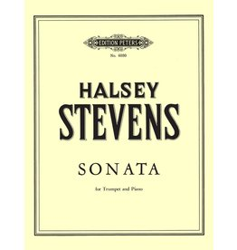 Edition Peters Stevens - Sonata for Trumpet and piano