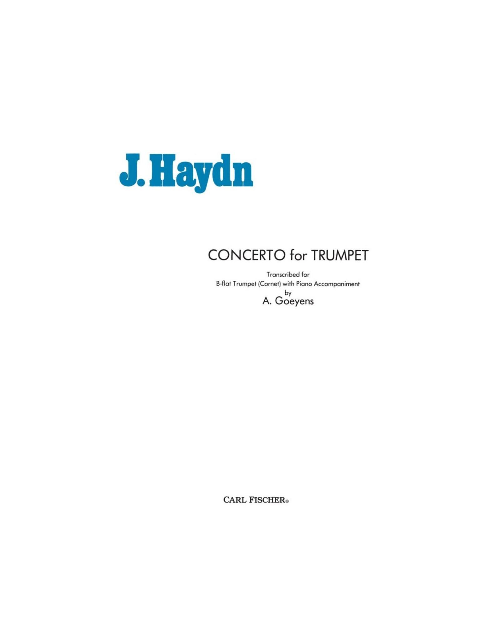 Carl Fischer LLC Haydn Concerto for Trumpet
