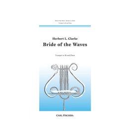 Carl Fischer LLC Clarke - Bride Of The Wave Trumpet, Piano