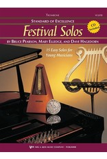KJOS Soe: Festival Solos - Trombone - Bruce Pearson
