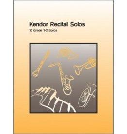 Kendor Kendor Recital Solos - Trombone