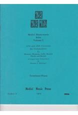 Medici Music Press Medici Masterworks Solos Vol. 1 - Trombone