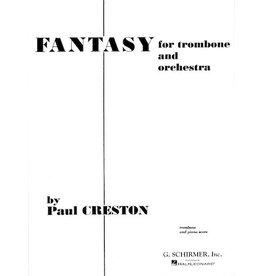 Hal Leonard Creston - Fantasy, Op. 42 Trombone and Piano