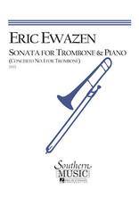 Hal Leonard Ewazen - Sonata Trombone
