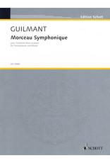 Hal Leonard Guilman - Morceau Symphonique, Op. 88 Trombone and Piano
