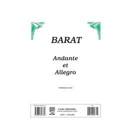 Carl Fischer LLC Barat Andante et Allegro - Trombone