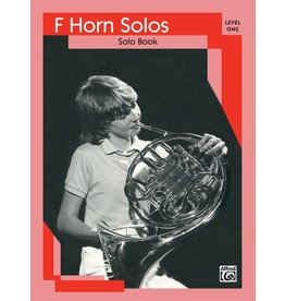 Alfred French Horn Solos