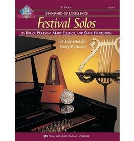 KJOS Soe: Festival Solos Bk1 - French Horn - Bruce Pearson