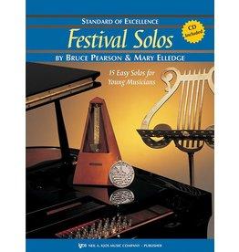 KJOS Soe: Festival Solos Bk2 French Horn - Bruce Pearson