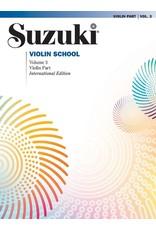Alfred Suzuki Violin School Violin Part, Volume 3 (Revised)