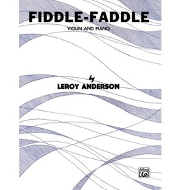 Alfred Anderson - Fiddle-Faddle