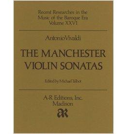 Generic Vivaldi - Manchester Violin Sonatas