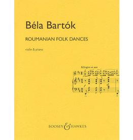 Hal Leonard Bartok - Roumanian Folk Dances Violin and Piano